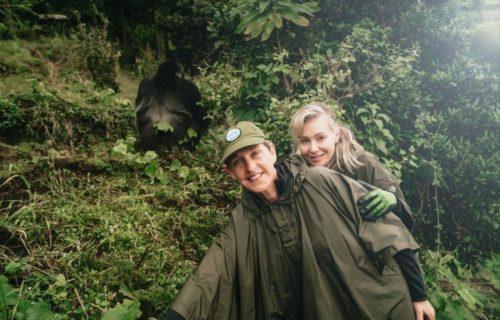 Gorilla Trekking Rwanda and Dian Fossey Memorial Hike